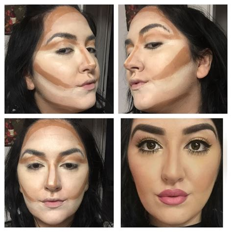 Nyx Contour Stick makeup by me contour and highlight with nyx cosmetics