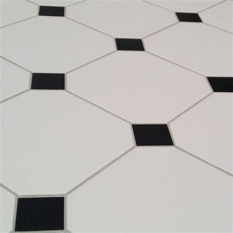 vinyl flooring octagon pattern laundry room floor chatham changes pinterest