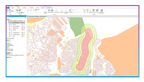 layout view mapinfo mapbis inc mapinfo professional