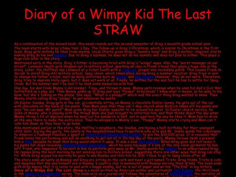 diary of a wimpy kid book report summary diary of a wimpy kid cabin fever summary diary of a wimpy