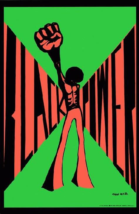 black power on bobby seale black and