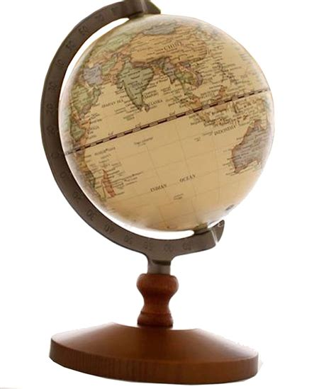 nuoya005 vintage reference world globe home work decor