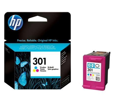 color ink cartridge hp 301 tri colour ink cartridge deals pc world