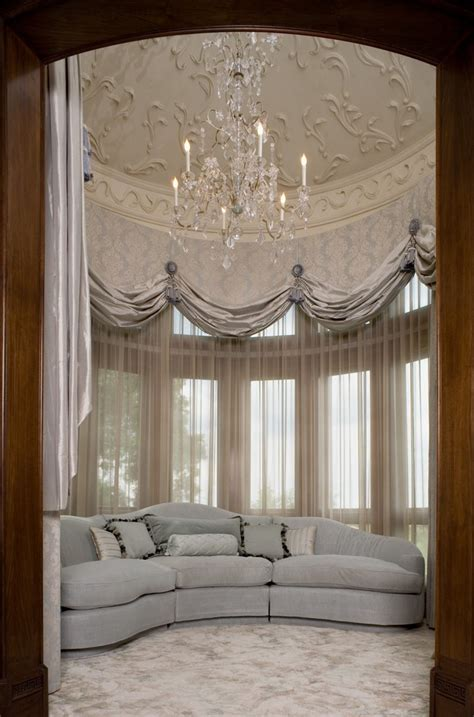 contemporary window treatments for living room image 07 modern window treatment family room with contemporary