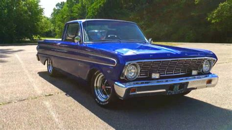 1964 Ford Ranchero by 1964 Ford Ranchero Falcon Quot Truclet Quot Modified