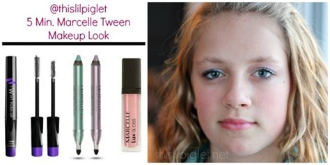 Pac Sea Coral Glossy Lipstick 5 minute makeup looks from marcelle giveaway