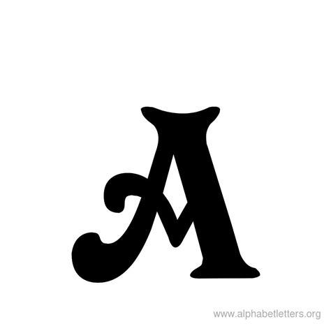 printable alphabet letters design download printable victorian letter alphabets alphabet