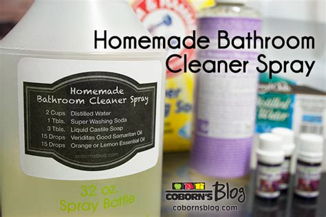 homemade bathroom cleaner recipes homemade bathroom cleaning products recipes homemade ftempo
