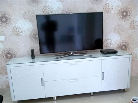 Meja Tv Simple rak tv minimalis notafurniture