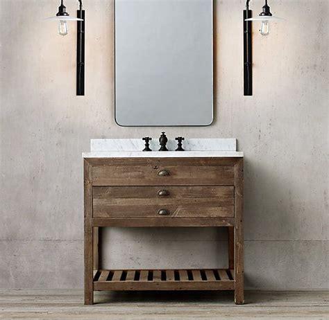 Bathroom Vanity Repair Printmaker S Single Vanity Sink Vanit 233 Et 2 Les Achet 233 Es Pas Le Comptoir Sera En B 233 Ton Avec