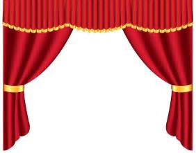Transparent red curtain png clipart boders amp frames