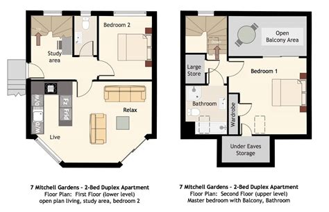 duplex apartment plans 7 mitchell gardens 2 bed duplex apartment axminster homes