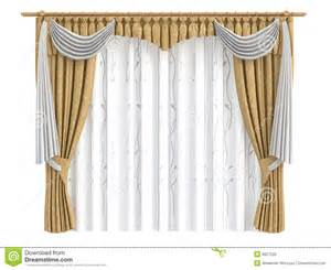 Valance Curtains Patterns Curtains Royalty Free Stock Photos Image 9827228