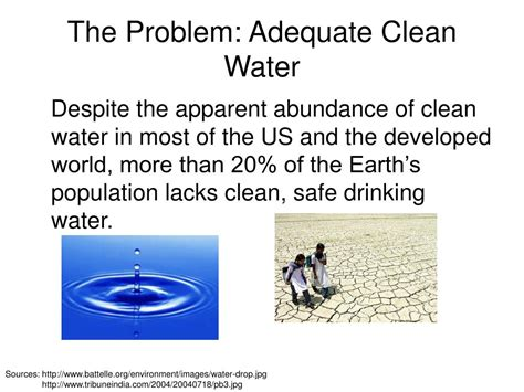 clean water act section 401 summary ppt nanofilters for clean water powerpoint presentation