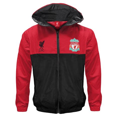 Jaket Zipper 2 The Real Gresik United Supporter liverpool fc official football gift boys shower jacket windbreaker ebay
