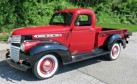 British Country Style - 1942 gmc 1 2 ton pickup connors motorcar company