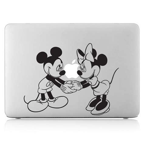 Macbook Aufkleber Disney by Disney Character Mickey Minnie Laptop Macbook Sticker
