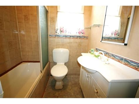 Natural Modern Interiors Small Bathroom Renovation Before | natural modern interiors small bathroom renovation before