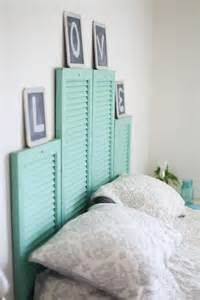 Headboards Made From Doors T 234 Te De Lit 224 Faire Soi M 234 Me 26 Id 233 Es 224 Tomber Au Lit