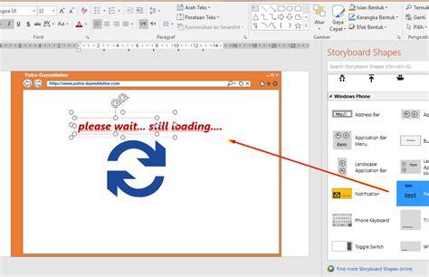 cara membuat storyboard powerpoint cara menambahkan storyboard di powerpoint putra dayeuhluhur