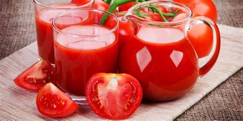 Jus Diet Sehat Lemon Herbal curan tomat dan mentimun jus alami untuk turunkan berat badan merdeka