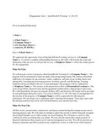 Letter Of Engagement Template For Bookkeeper by Sle Engagement Letter Crna Cover Letter