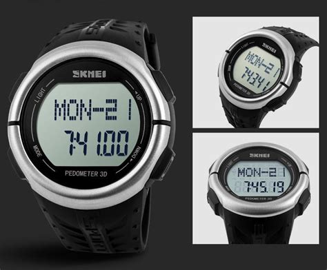 Cermin Fitness by Jam Sukan Skmei Pedometer 3d Best Fitness 2015