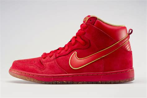 nike sb new year on nike sb dunk high quot new year quot