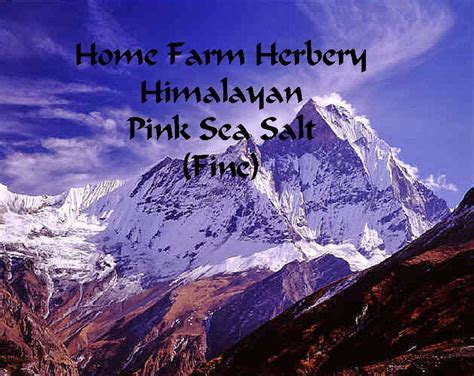 himalayan sea salt l everything you wanted to about salt home farm herbery