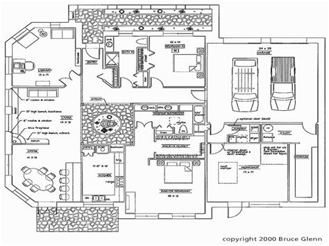 house plans with separate guest house flooring guest house floor plans house plans custom home plans new home plans