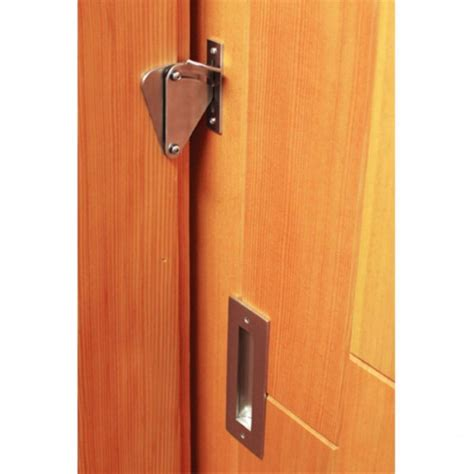 Sliding Barn Door Latch by Winsoon Big Size Pull Door Solid Stainless Steel Sliding