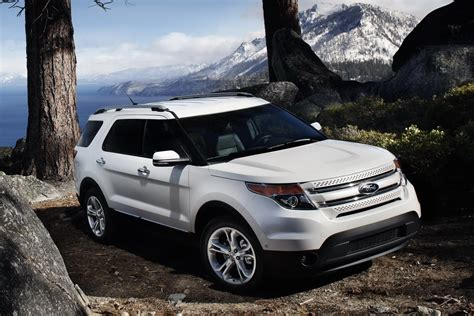 2011 Ford Explorer Suv Photos Price Reviews