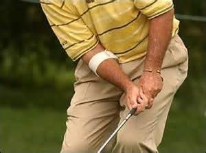 allen doyle golf swing he shoots scores with a slap shot toledo blade