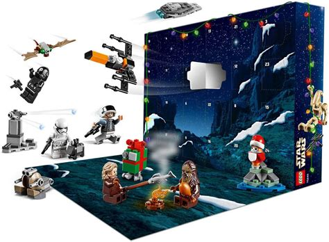 lego star wars advent calendar   order