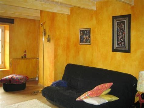 Ordinaire Salon Gris Jaune #8: Peinture-salon-ocre-jaune.jpg