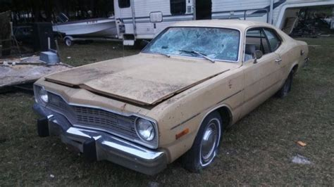 plymouth version of dodge dart 1974 dodge dart sport similar to plymouth duster for