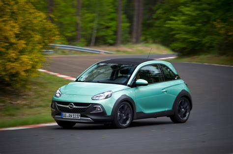 opel adam rocks opel adam rocks drive photo gallery motor trend
