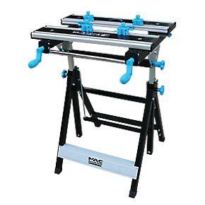 screwfix bench aluminium mobile workbench workbenches screwfix com