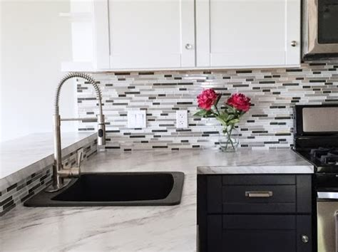 easy diy subway tile backsplash tutorial dream book design an easy backsplash made with kitchen backsplash designs