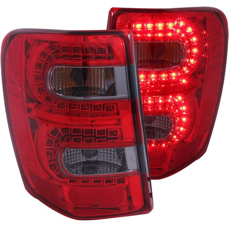 Jeep Grand Lights Anzo Usa Jeep Grand 99 04 L E D Lights