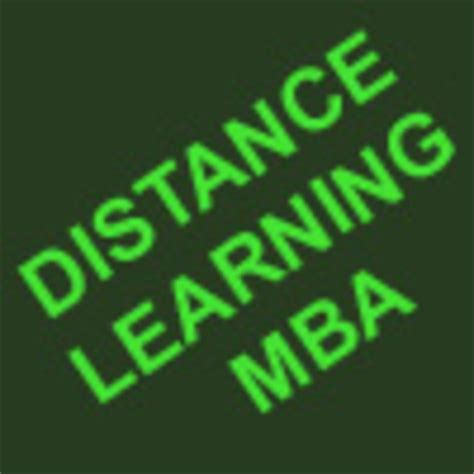 Education Mba by Mba Distance Learning