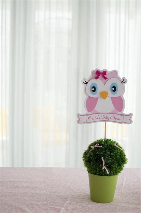 pinterest owl centerpieces party invitations ideas