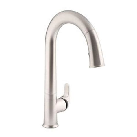touch operated kitchen faucet for homecyprustourismcentre kohler sensate ac powered touchless single handle pull