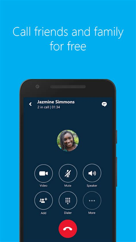 www skype free for mobile skype free im calls android apps on play