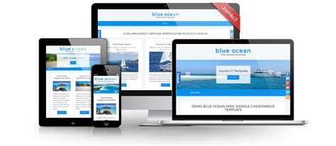templates for joomla 3 blue free joomla 3 8 template joomla templates