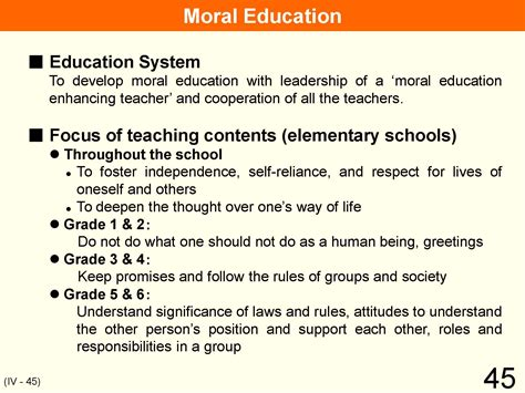 thesis moral education speech on importance of moral and ethical values