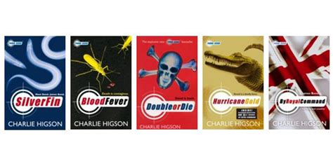 bonds books win a complete set of higson bond books