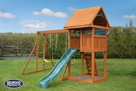 swing climbing frame woodchester climbing frame slide swings rock wall