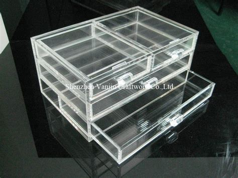 Acrylic Dividers For Drawers by Lucite Drawer Organizer Drawers