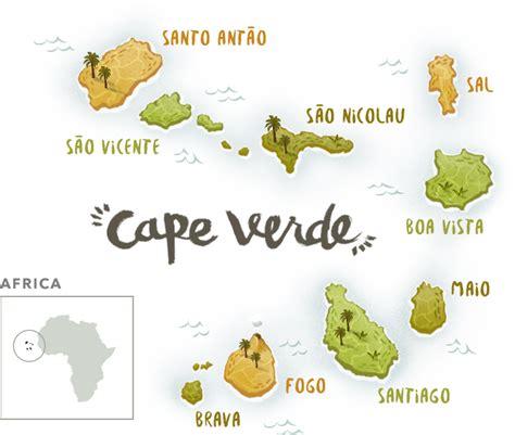 cape verde islands map starbucks reserve 174 cape verde fogo island 1912 pike